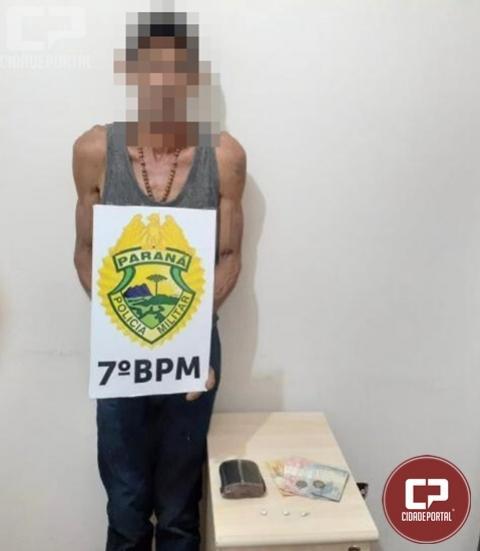 Polícia Militar prende autor de furto em Moreira Sales