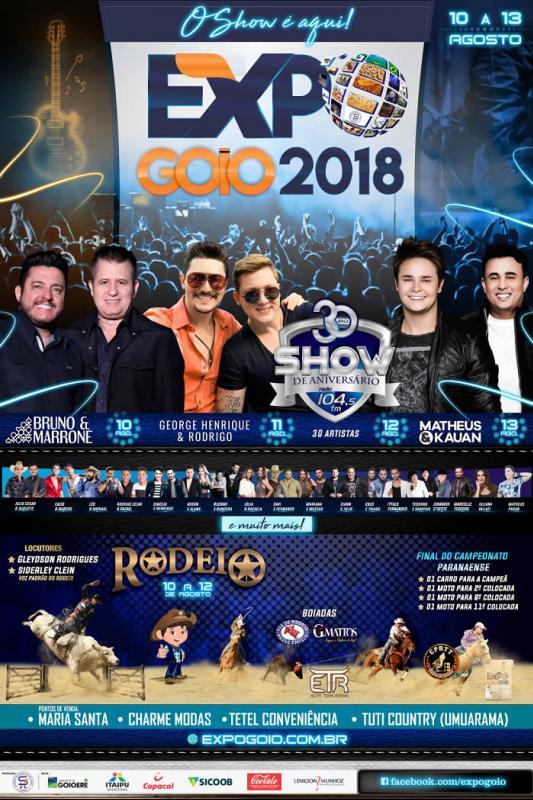 Expo-Goio 2018