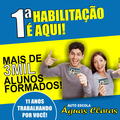 CFC Águas Claras - Regiao