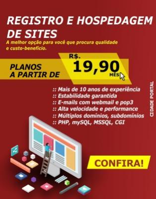 Hospedagem profissional de sites