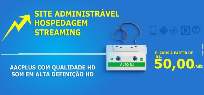 Streaming+AutoDj+AAC+HD