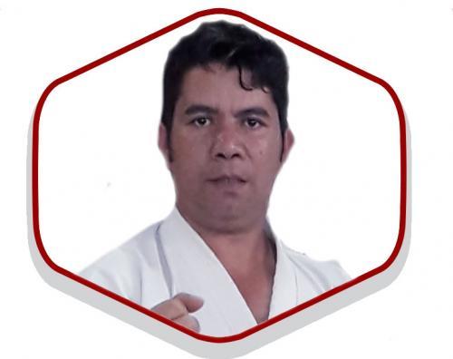 Sensei Jerimoto Gaspar dos Santos
