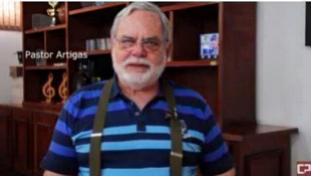 Um grito que mudou tudo - Pr. Pedro R. Artigas