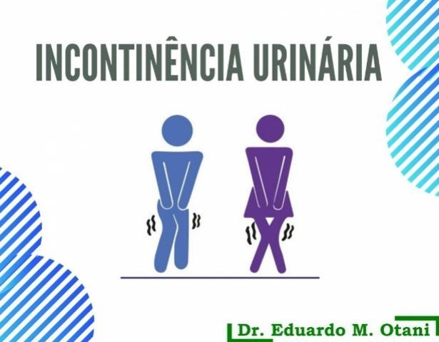 Dr. Eduardo explica o porque de as mulheres correrem mais risco de desenvolverem Incontinência Urinária