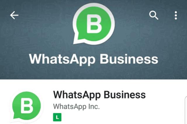 WhatsApp Business chega ao iPhone (iOS) para conta comercial no app