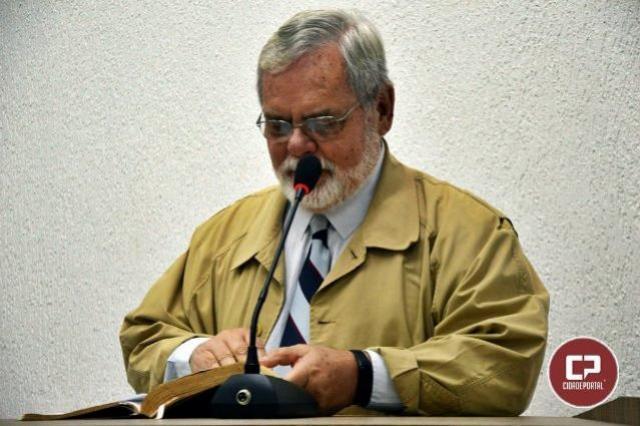 A explicação de tuas Palavras traz luz - Pr. Pedro R. Artigas