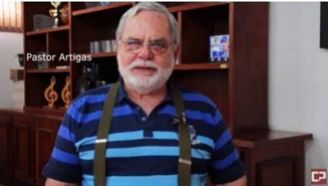 Domingo de Ramos - Pr. Pedro R. Artigas