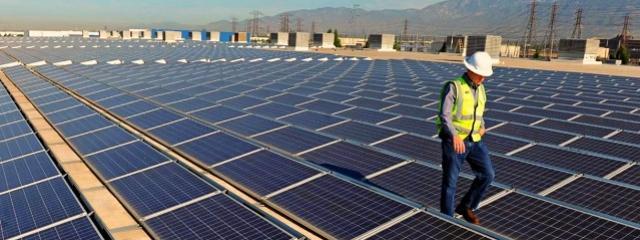 Energias renováveis vão substituir o petróleo até 2050