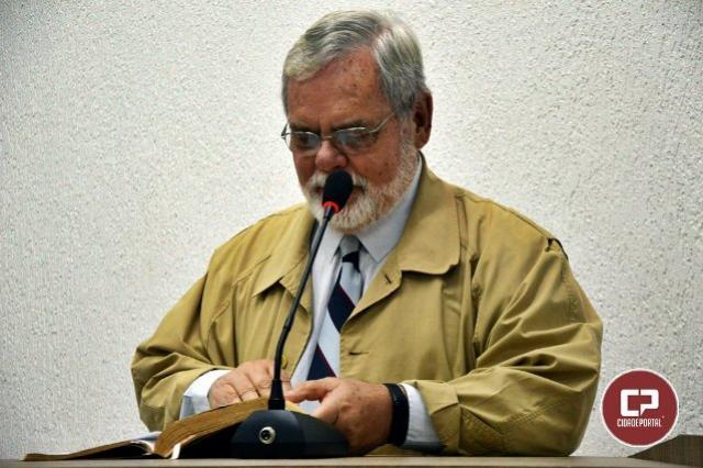 A santidade de Moisés - Pr. Pedro R. Artigas