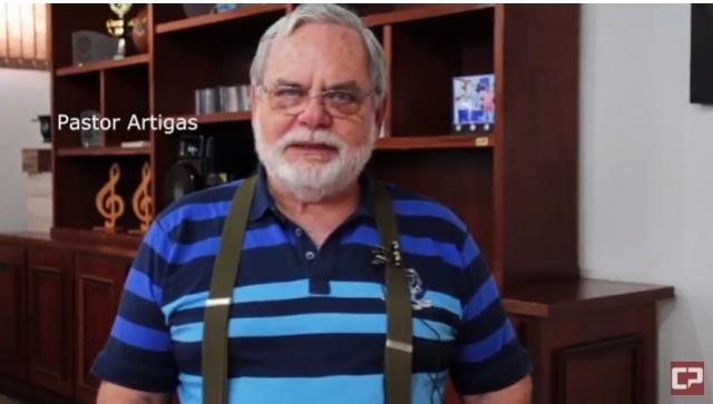 Tira as sandálias de teus pés - Pr. Pedro R. Artigas