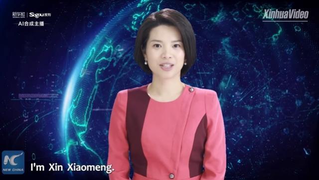 China tem robô controlado por IA como âncora de telejornal, confira o vídeo