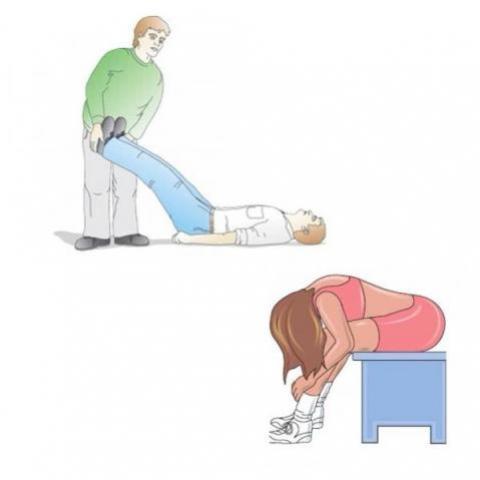 Como ajudar uma vítima de desmaio
