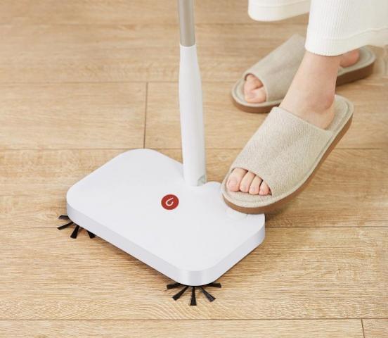 Conheça o Mi Wireless Handheld Sweeper, vassoura elétrica da Xiaomi