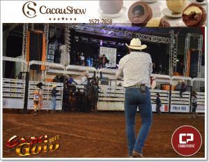 Fotos da Segunda-Feira da Expo-Goio 2017 - Rodeio e Show