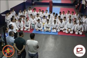 Inauguração Academia Souza