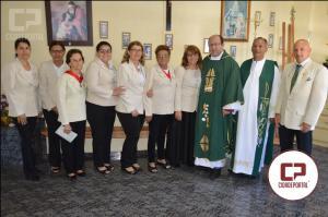 Paróquia Cristo redentor comemorou 25 anos