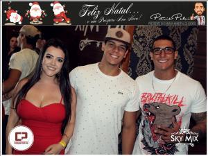 Fotos da Noite do Noel - Sky Mix com Rodrigo Cézar e Rafael