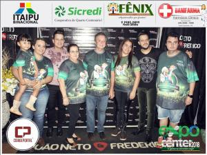 Expo-Center 2018 - Show com João Neto e Frederico