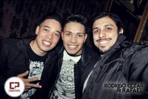 Show com Rodrigo Cezar e Rafeal