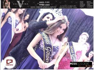 Fotos do concurso Miss Goioerê 2018