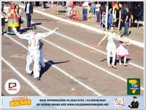 Veja as fotos do Desfile de 7 de setembro na cidade de Goioerê