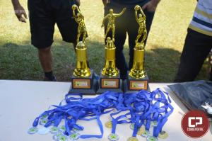 O Time do Croácia fica com título de campeão do Campeonato da Associação Raio de Sol