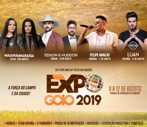 Veja as fotos do Lançamento da Expo-Goio 2019 e sua programação