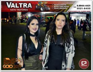 Galeria 01 das Fotos de Sábado,10, da Expo-Goio 2019