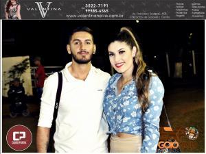 Parte 01 da galeria de fotos da segunda-feira na ExpoGoio 2019 - Show com Luan Santana