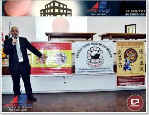 Fotos do Jantar Beneficente em prol a escola de artes marciais Bugeiko deste sábado, 24