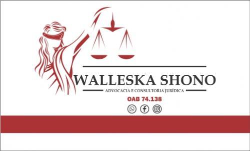 Advocacia - Walleska Farias Duarte Shono OAB/PR 74.138