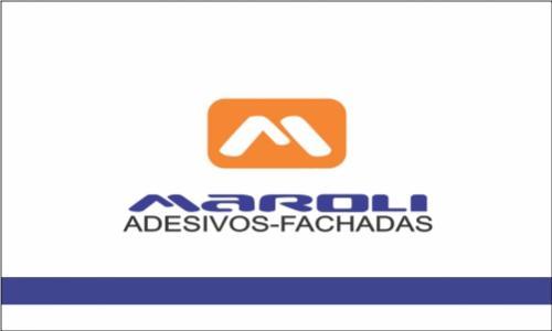 Maroli Comunicacao Visual - Adesivos, Toldos e Faixadas em A.C.M