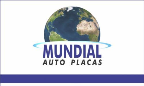 Mundial Auto Placas
