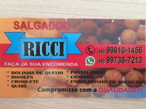 Salgados e Pastelaria Ricci