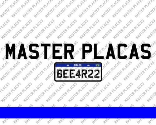 Master Placas
