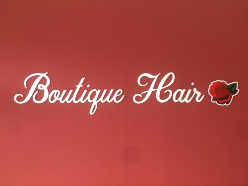 Salao de Beleza Boutique Hair