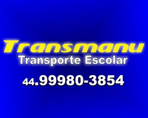 Transmanu - Transporte Escolar