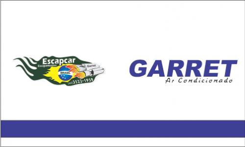 Escapcar Garret - Ar Condicionado - Veículos e máquinas agrícolas