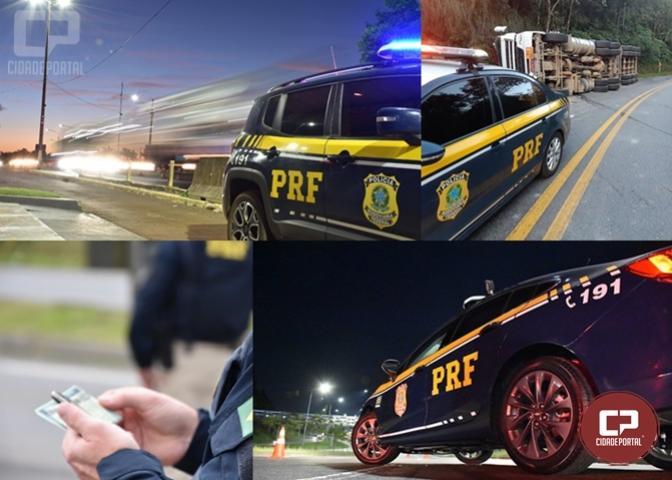 PRF lança Operação Proclamação da República em todo o país