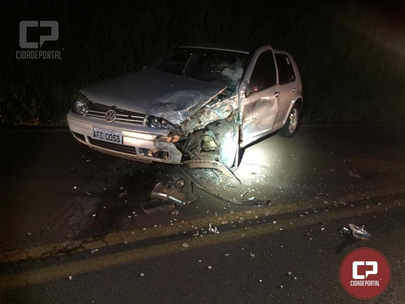 Uma pessoa perde a vida em grave acidente durante a madrugada entre Tupãssi e Assis Chateaubriand