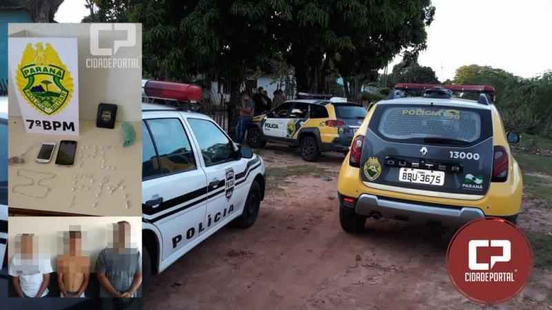 Operação Policial prende três envolvidos em homicido de casal em Moreira Sales