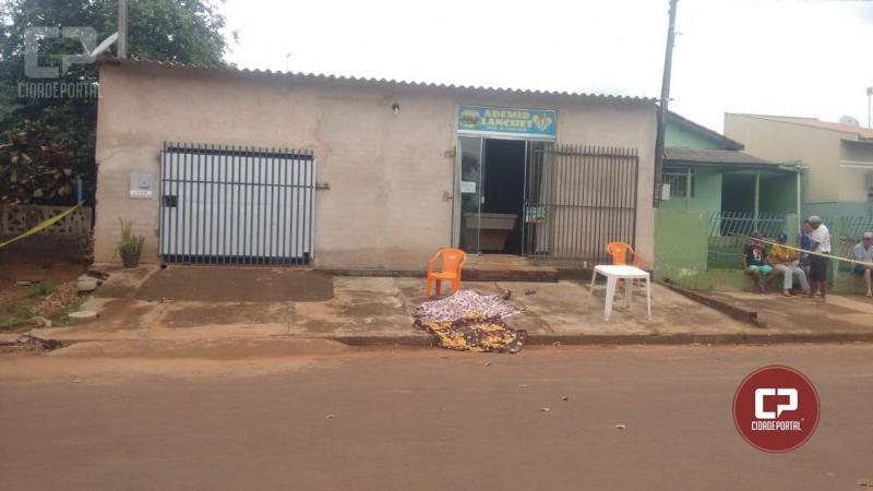 Homicido foi registrado na cidade de Moreira Sales na manhã de Natal