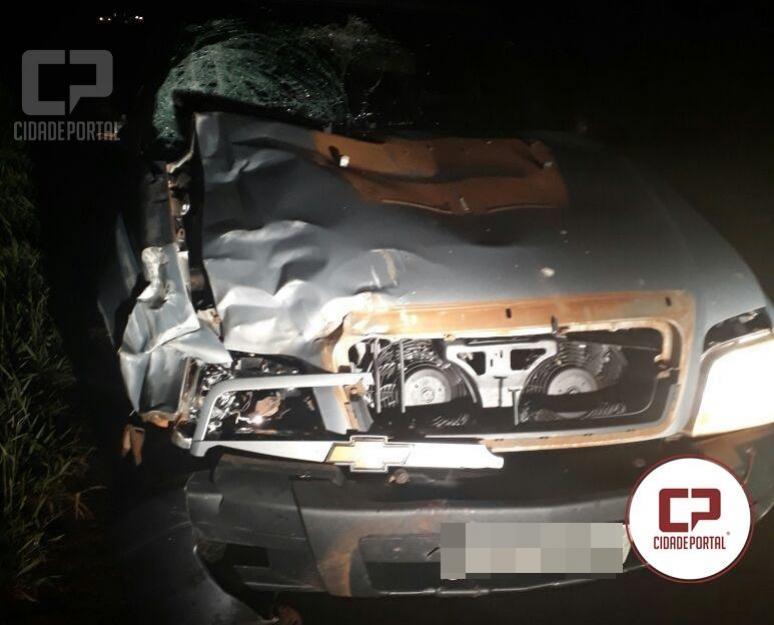 Uma pessoa perde a vida após acidente automobilístico entre o distrito de Primavera e Juranda