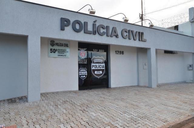 Polícia Civil de Ubiratã prende suspeito de ter praticado tentativa de latrocínio em área rural