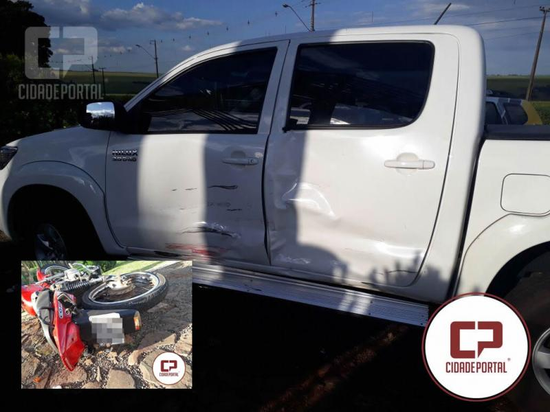 Uma pessoa de 22 anos perde a vida em acidente automobilístico na PR-468 KM 012 em Boa Esperança
