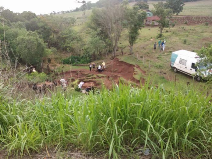 Dois Jovens morrem em acidente próximo a Salles de Oliveira nesta terça, 29