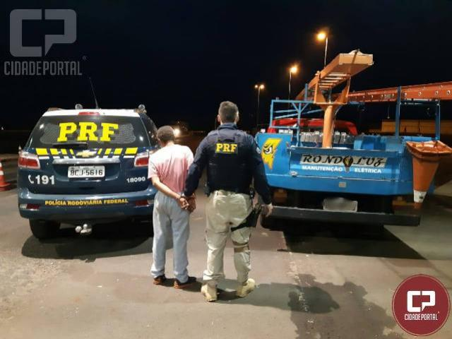 Polícia Rodoviária Federal descobre furto em empresa e recupera veículo em Guaíra