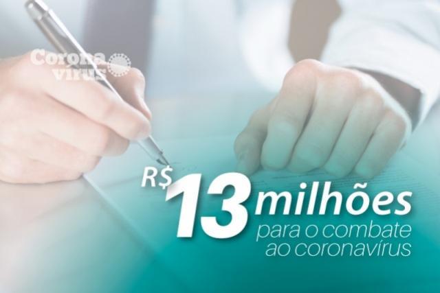 Ministério Público destinará R$13 milhões obtidos em operações para combate à pandemia