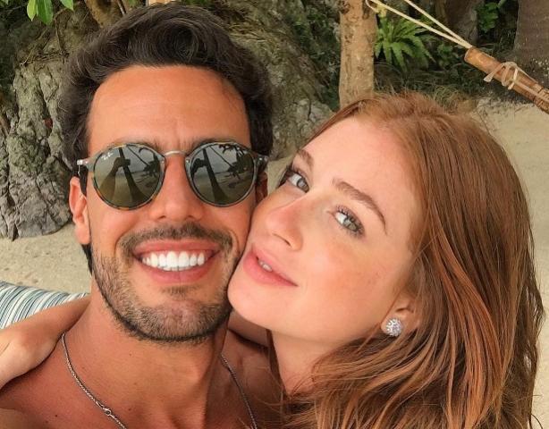 Marina Ruy Barbosa fala sobre planos de ter filhos com o marido: Por ele, eu já estaria grávida de gêmeos