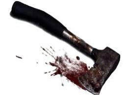 Adolescente é suspeito de matar o pai a golpes de machado